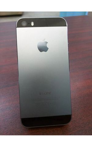 iPhone 5S 16GB AT&T, Cricket or Any AT&T Prepaid for Sale in Hacienda Heights, CA