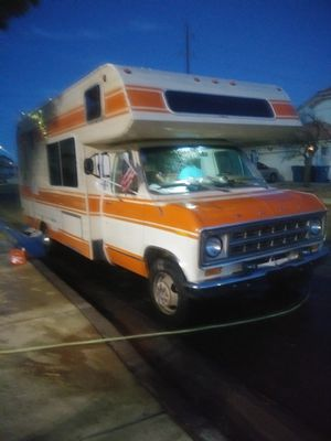 CLASSIC MOTORHOME for Sale in Las Vegas, NV