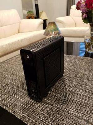 Motorola modem for Sale in Mansfield, TX