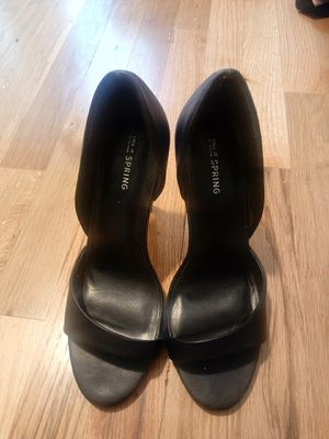 Call It Spring black heels for Sale in Tigard, OR