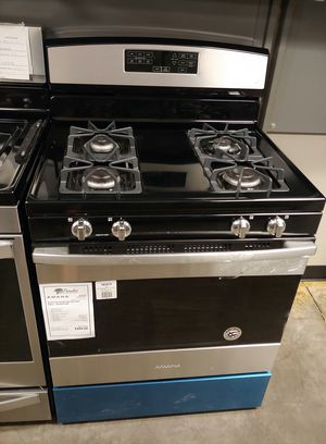 """NEW Amana 30 Stainless"""""""" Steel Gas Range 1 Year Manufacturer Warranty^^^ for Sale in Gilbert, AZ"""