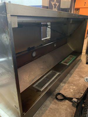 Commercial range exhaust hood for Sale in Newark, NJ