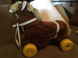 PLAYSKOOL ROLLING MINI HORSE for Sale in Jacksonville, FL