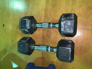 10# dumbbell sets for Sale in Miami, FL