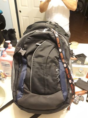 Sony Vaio laptop backpack with wireless mouse and charger for Sale in Tracy, CA