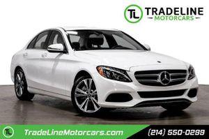 2018 Mercedes-Benz C-Class for Sale in Carrollton, TX