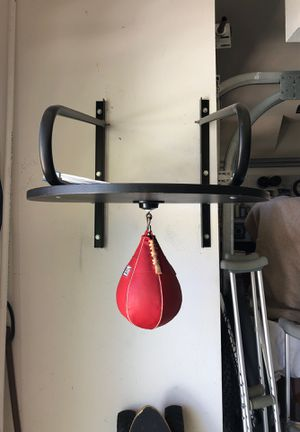 Everlast punching speed punching bag for Sale in San Diego, CA