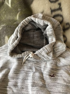 hollister mens drawstring hoodie perfect condition for Sale in Queens, NY