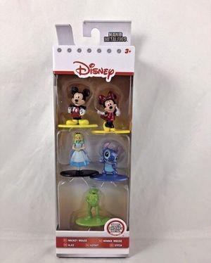 Jada Nano MetalFigs DISNEY 5 Pack. Disney Nano Metalfigs Mickey Mouse, Minnie Mouse, Alice, Stitch & Kermit Diecast Figure 5-Pack for Sale in Sugar Hill, GA