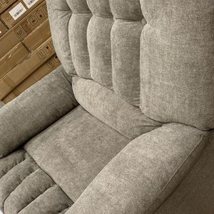 Sofa Gray Just Open Box Like Brand New!Temecula ,CA for Sale in Temecula, CA