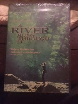 A River Runs Through It - Robert Redford, Brad Pitt - DVD Movie for Sale in Harrodsburg, KY