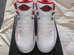 Air Jordan Retro 2s sz 9.5 vnds for Sale in Baltimore, MD