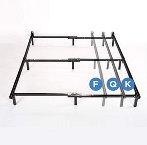 Adjustable steel bed frame for Sale in Queens, NY