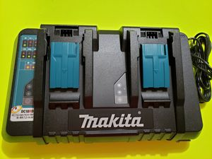 Makita Double Charger for Sale in Plainfield, IL