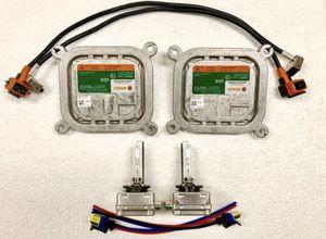2x OEM Lincoln MKC MKS MKT MKX Xenon Ballast & D3S Bulb Kit Control Unit Module for Sale in Pico Rivera, CA