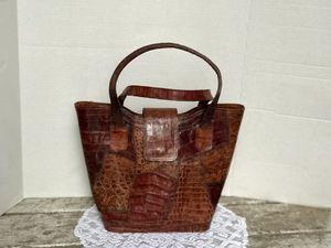 Alligator/animal print fashion tote bag for Sale in Apopka, FL