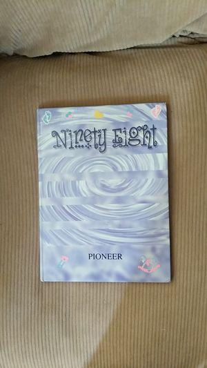 Pioneer yearbook 1998 for Sale in Wenatchee, WA