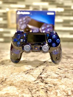 PS4 Controller 500 Million Edition Rare Clear Blue for Sale in Houston,  TX