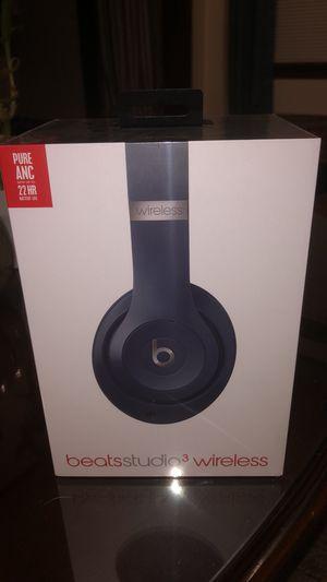 Beats Studio 3 Wireless Headphones for Sale in Winter Hill, MA