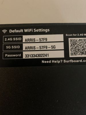 Wireless router and modem for Sale in Bonita, CA