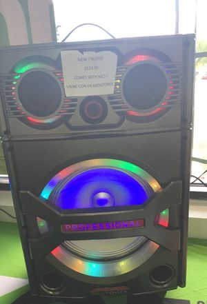 Bluetooth Speaker for Sale in Wahneta, FL
