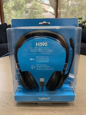 H390 USB Computer Headset *BRAND NEW* for Sale in San Jose, CA