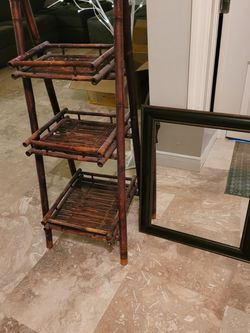 Mirror Amd Stand for Sale in Lehigh Acres,  FL