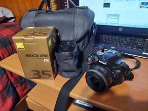 Nikon d5200 for Sale in Grand Prairie, TX