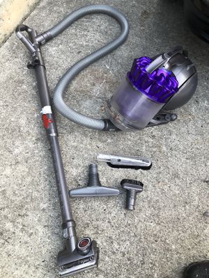 Working clean Dyson Dc 39 with attachment $130 for Sale in Chester, VA
