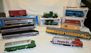 MODEL TRAINS LOT BACHMAN UNION PACIFIC AMTRAK + MORE for Sale, used for sale  Jersey City, NJ