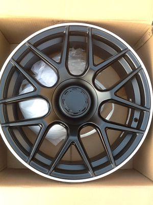 """19""""new wheels & new tires for Mercedes Benz GLA 2016-2019 for Sale in Rosemead, CA"""
