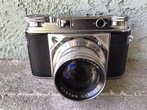 Voigtlander prominent camera / Norton lens vintage for Sale in Anaheim, CA