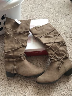 New Girls Boots, Size 3 for Sale in Fayetteville, NC