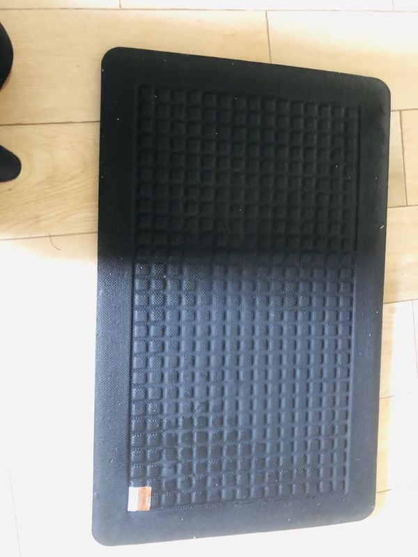 Kitchen floor comfort mat