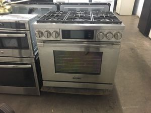 """36"""" Dual Fuel Stove Range Oven for Sale in Knoxville, TN"""