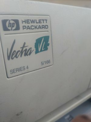 HP VECTRA VL 5/166 SERIES 4 DESKTOP COMPUTER for Sale in Los Angeles, CA