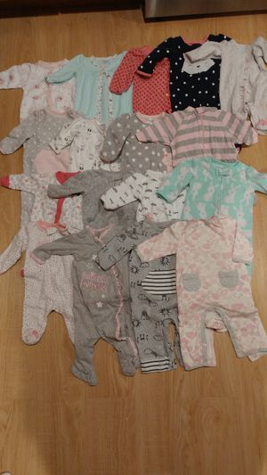 Baby girl clothes for Sale in Chicago, IL