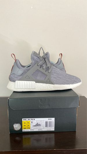 Adidas NMD XR1 Grey Men's size 10 Women's Size 11 for Sale in Arlington, VA