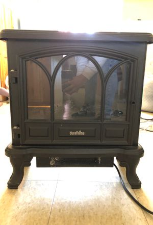 Electric Fireplace Heater for Sale in Providence, RI