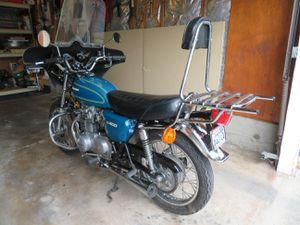 1976 Kawasaki KZ 400 D3 Motorcycle for Sale in Kent, WA