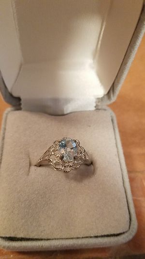 Sterling silver ring size 8 for Sale in Cranberry Township, PA