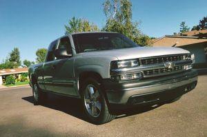 2001 Chevy Silverado low miles for Sale in Augusta, GA