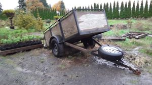 4×8 till trailer for Sale in Sandy, OR