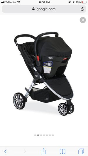 Britax stroller + car seat system for Sale in Seattle, WA