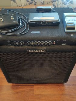 Crate BT220 Bass Guitar Amp for Sale in Willoughby,  OH