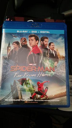 Spiderman blu ray+dvd+digital for Sale in Pico Rivera, CA