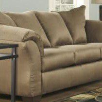 🌺🚚SAME DAY DELIVERY /ın stock SPECIAL] Darcy Mocha Living Room Se for Sale in Silver Spring, MD