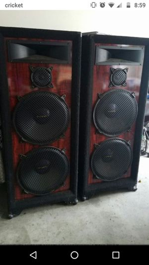 Speakers for Sale in Cleveland, OH