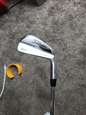 Titleist MB 718 3 Iron Great Condition for Sale in Arlington, TX