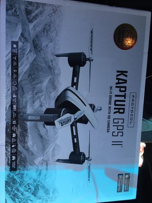 KAPTUR gps ll drone for Sale in Sunnyvale, CA